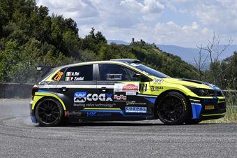 Alessandro Re Paolo Zanini, Volkswagen Polo R5 #26, ITALIAN RALLY CHAMPIONSHIP
