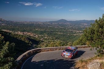 Daniel Sordo Carlos Del Barrio, Hyundai i20 Coupe WRC #101, ITALIAN RALLY CHAMPIONSHIP