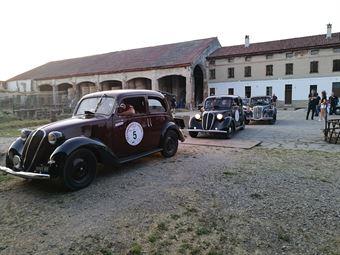 cof, CAMPIONATO ITALIANO REGOLARITÀ AUTO STORICHE