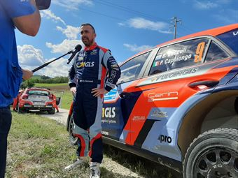 Ceccoli Daniele, Capolongo Piercarlo, Hyundai I20 NG R5, #9, Daytona Race, CAMPIONATO ITALIANO RALLY TERRA