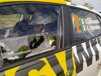 Campedelli Simone, Farnocchia Sauro, Volkswagen Polo R5, #2, Project Team, CAMPIONATO ITALIANO RALLY TERRA
