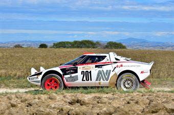Sipsz Mauro,Bregoli Monica(Lancia Stratos,Key Sport Engeneering,#201), CAMPIONATO ITALIANO RALLY TERRA STORICO
