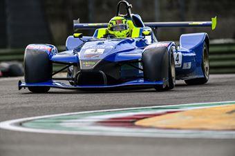 Attianese Stefano, Wolf GB08 Thunder #4, Ascari Driver Academy , CAMPIONATO ITALIANO SPORT PROTOTIPI