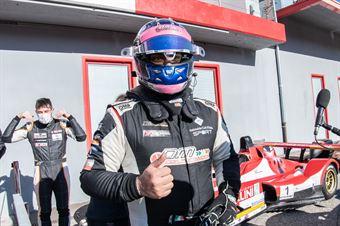 Molinaro Danny, Wolf GB08 Thunder #6, DM Racing , CAMPIONATO ITALIANO SPORT PROTOTIPI