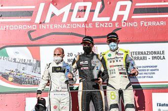 Podio Gara1, CAMPIONATO ITALIANO SPORT PROTOTIPI