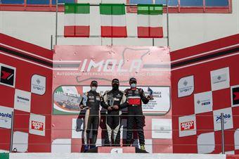 PODIO Race2, CAMPIONATO ITALIANO SPORT PROTOTIPI