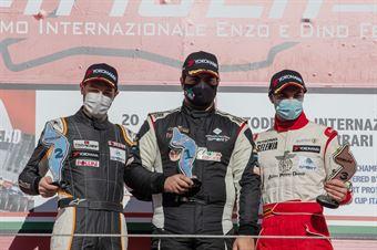 Podio UNDER25 Race2, CAMPIONATO ITALIANO SPORT PROTOTIPI