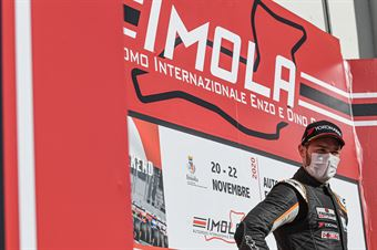 Pollini Giacomo, Wolf GB08 Thunder #1, ASD Giacomo Race, CAMPIONATO ITALIANO SPORT PROTOTIPI