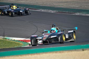 Antoine Miquel, Wolf GB08 Thunder #14, Ascari Driver Academy , CAMPIONATO ITALIANO SPORT PROTOTIPI