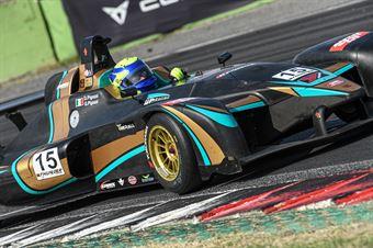 Pigozzi Davide, Wolf GB08 Thunder #15, Ascari Driver Academy, CAMPIONATO ITALIANO SPORT PROTOTIPI