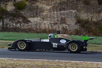 Romani Emanuele, Wolf GB08 Thunder #16, Ascari Driver Academy , CAMPIONATO ITALIANO SPORT PROTOTIPI