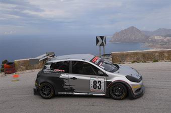 Parlato Paolo ( Superchallenge , Renault Clio #83), CAMPIONATO ITALIANO VELOCITÀ MONTAGNA