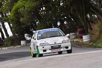 Gabry Driver ( Kronoracing, Peugeto 106 #153), CAMPIONATO ITALIANO VELOCITÀ MONTAGNA