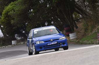 Maggio Francesco ( Peugeot 106 #108), CAMPIONATO ITALIANO VELOCITÀ MONTAGNA