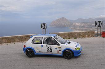 Guzzetta Angelo (Project Team, Peugeot 106 S16 #85), CAMPIONATO ITALIANO VELOCITÀ MONTAGNA
