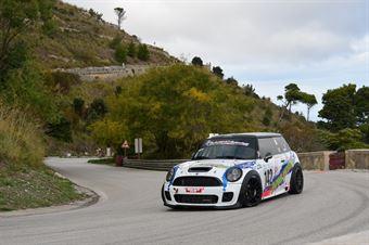 Liuzzi Giacomo (Fasano Corse, BMW Mini Cooper JCW #142), CAMPIONATO ITALIANO VELOCITÀ MONTAGNA