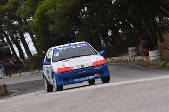 Fabio Buemi (Sunbeam M  Sport , Peugeot 106 #133), CAMPIONATO ITALIANO VELOCITÀ MONTAGNA