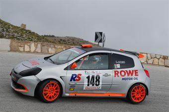 AMATO Ignazio ( Renault Clio Cup #148), CAMPIONATO ITALIANO VELOCITÀ MONTAGNA