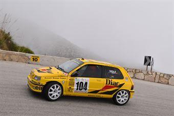 Viola Vincenzo ( Project Team , Renault Clio W #104), CAMPIONATO ITALIANO VELOCITÀ MONTAGNA