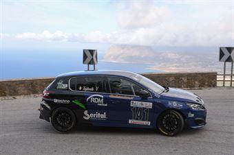 Tagliente Giovanni (Gretaracing Peugeot 308 #141), CAMPIONATO ITALIANO VELOCITÀ MONTAGNA