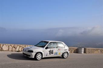 Luigi Cerva ( New Generation Racing , Peugeot 106 #194), CAMPIONATO ITALIANO VELOCITÀ MONTAGNA