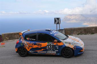 Grasso Giovanni (ACN Forze di Polizia, Renault Clio Sport #138, CAMPIONATO ITALIANO VELOCITÀ MONTAGNA