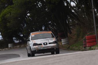 Niccolò Tardia ( Trapani Corse , Seat Arosa #193), CAMPIONATO ITALIANO VELOCITÀ MONTAGNA
