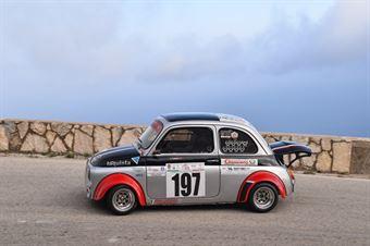 Angelo Mercuri ( New Generation Racing, Fiat 500 #197), CAMPIONATO ITALIANO VELOCITÀ MONTAGNA