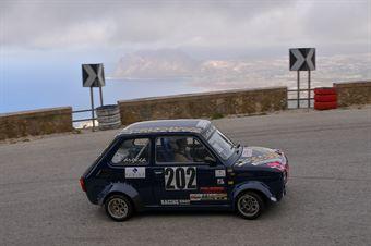 Ivan L'arocca (New Generation Racing, Fiat 126 #202), CAMPIONATO ITALIANO VELOCITÀ MONTAGNA