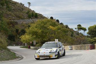 Zio Fester (Superchallenge, Honda Civic EG6 #86), CAMPIONATO ITALIANO VELOCITÀ MONTAGNA