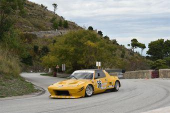 Antonio Paone (New Generation Racing, Fiat x1/9 #56), CAMPIONATO ITALIANO VELOCITÀ MONTAGNA