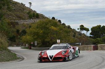 Marco Gramenzi (AB Motorsport, MG AR 4C #55), CAMPIONATO ITALIANO VELOCITÀ MONTAGNA