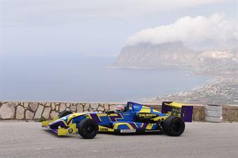 Nivola ( Scuderia Vesuvio, Lola Dome F3 #6), CAMPIONATO ITALIANO VELOCITÀ MONTAGNA