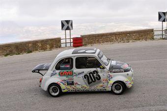 Santo Riso ( Fiat 500 #203), CAMPIONATO ITALIANO VELOCITÀ MONTAGNA