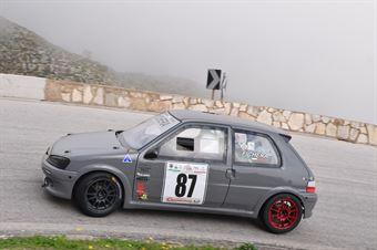Fichera Antonino ( Peugeot 106 #87), CAMPIONATO ITALIANO VELOCITÀ MONTAGNA