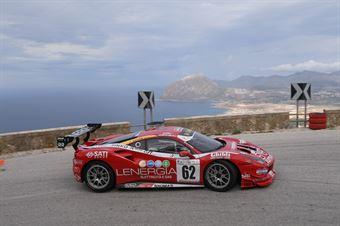 Maurizio Pitorri ( Best Lap, Ferrari 488 Challenge #62), CAMPIONATO ITALIANO VELOCITÀ MONTAGNA