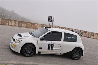 GIANFILIPPO Giuseppe ( Project Team , Renault Clio S1600 #99), CAMPIONATO ITALIANO VELOCITÀ MONTAGNA