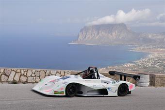 Daniele Filippetti ( 5 Speed , Osella PA 21 JRB #46), CAMPIONATO ITALIANO VELOCITÀ MONTAGNA
