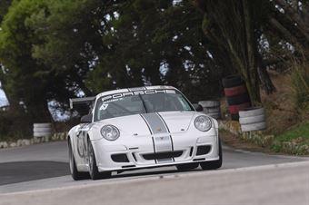Mauro Gabriele (Porsche 997 Gt3 Cup, Scuderia Vesuvio #63), CAMPIONATO ITALIANO VELOCITÀ MONTAGNA