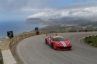 Artuso Stefano (Superchallenge, Ferrari 458 EVO #64), CAMPIONATO ITALIANO VELOCITÀ MONTAGNA