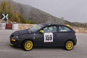 Adragna Daniele ( Sport e Comunicazione , Seat Ibiza #159), CAMPIONATO ITALIANO VELOCITÀ MONTAGNA