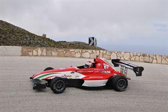 Antonino Di MAtteo ( Scuderia TM Racing , Gloria C8F #9), CAMPIONATO ITALIANO VELOCITÀ MONTAGNA