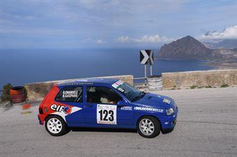 Gaspare Bica ( Renault Clio #123), CAMPIONATO ITALIANO VELOCITÀ MONTAGNA