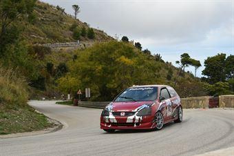 Pilotto Adriano (VimotorSport, Honda Civic Type R #145), CAMPIONATO ITALIANO VELOCITÀ MONTAGNA