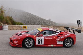 Ragazzi Roberto (Superchallenge, Ferrari 488 Challenge #61), CAMPIONATO ITALIANO VELOCITÀ MONTAGNA