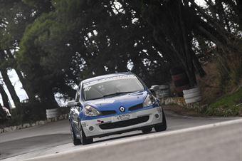 Vincenzo Fonte ( Renault Clio #182), CAMPIONATO ITALIANO VELOCITÀ MONTAGNA