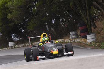 Giuseppe Giametta ( Formula Gloria B4 , Scuderia TM Racing #14), CAMPIONATO ITALIANO VELOCITÀ MONTAGNA