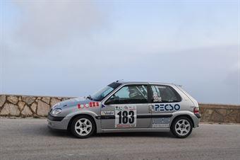 Alessandro Bondanza (Solferino Rally, Citroen Saxo VTS #183), CAMPIONATO ITALIANO VELOCITÀ MONTAGNA