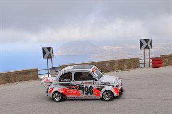 Pasquale Pastore ( Fiat 500 #196), CAMPIONATO ITALIANO VELOCITÀ MONTAGNA