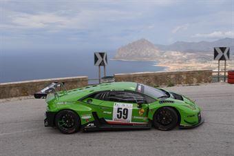 Lucio Peruggini (AB Motorsport, Lamborghini Huracan #59), CAMPIONATO ITALIANO VELOCITÀ MONTAGNA